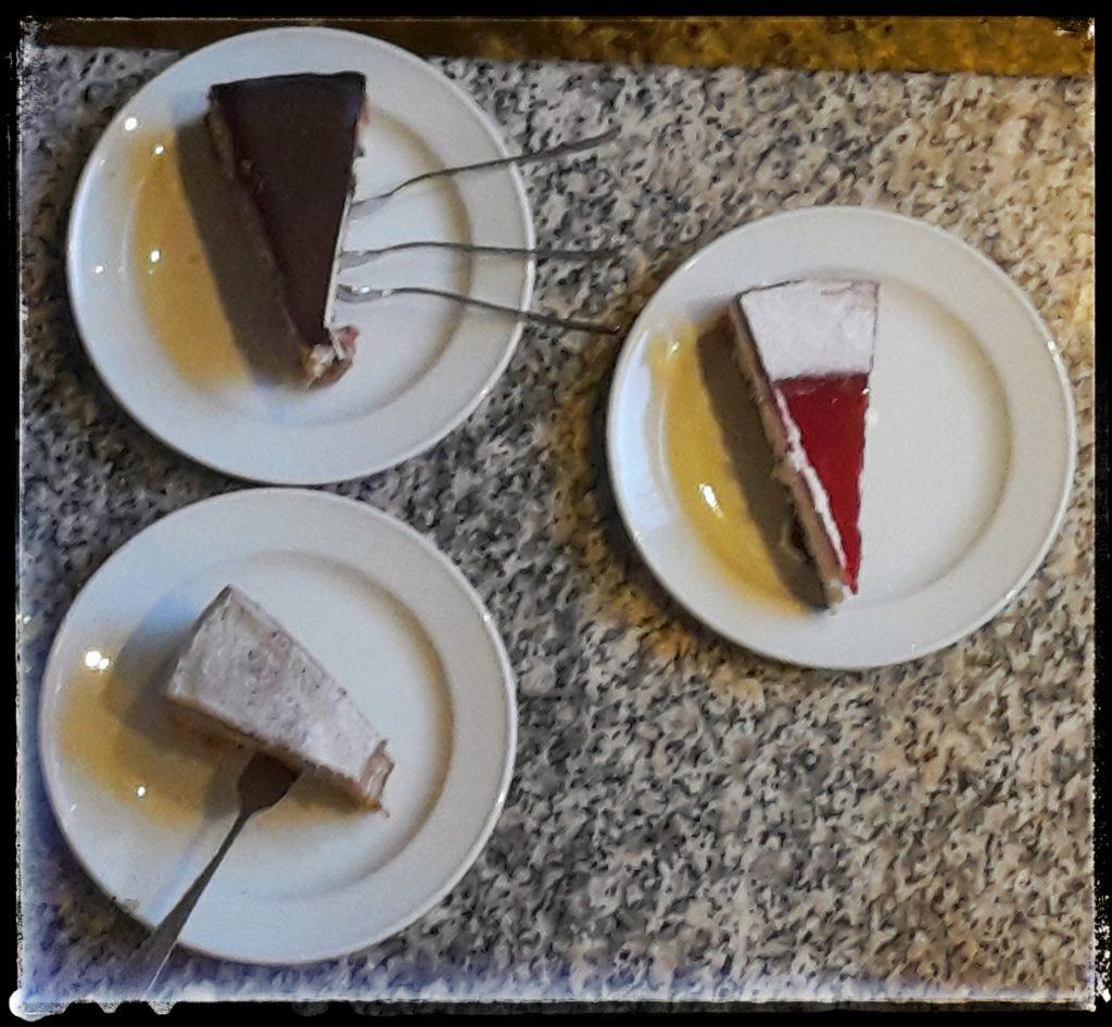 Cafés in Düsseldorf: Oma Erika Cake