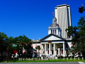 Florida - Tallahassee - State Capitol building