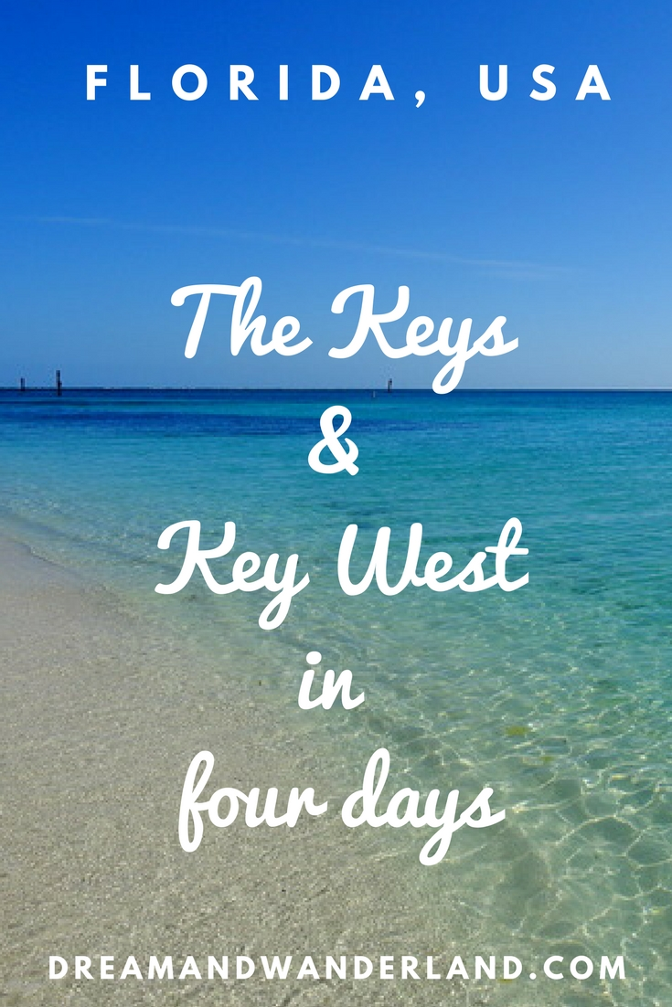 A vacation guide to the Keys in Florida. From Islamorada, Dry Tortugas and Key West. Things to do and my favorite restaurants. Are you ready? What are you waiting for? #travel #usa