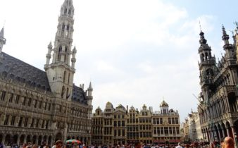 Brussels - good reasons for visiting - Grand´Place