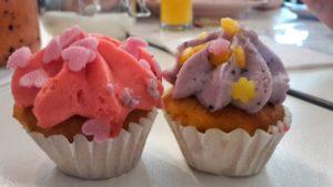 Cafés in Düsseldorf: Sugarbird Cupcakes