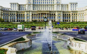 Things to do in Bucharest. Travel tips. Sights in Romania.