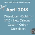 Dream Eat wander Repeat - Travel Diary