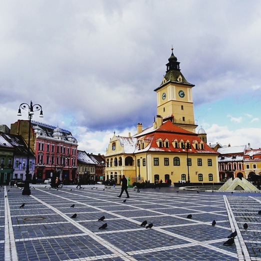 Romania: 7 Terrific Reasons For Visiting Brasov: Council Square