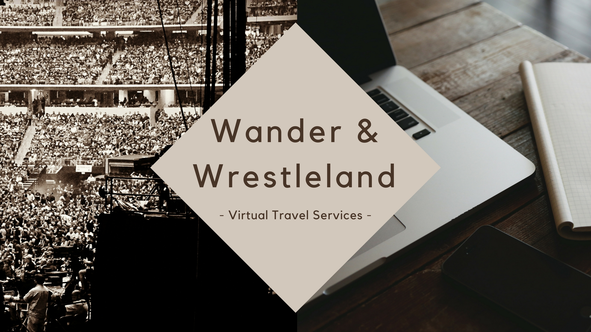 Wander and Wrestleland - Virtual Travel Services