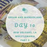 Day 10 – Meeting Old Friends & More Wrestling