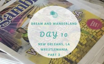 Day 10 - Meeting old friends in New Orleans, Louisiana #neworleans #travel #solo