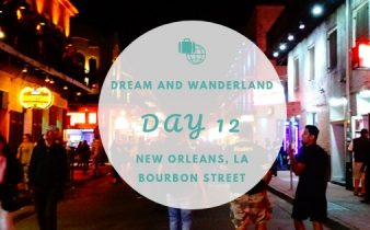 Day 12: Celebrating in New Orleans, Louisiana #travel #solo #usa #neworleans #inspiration #thingstodo