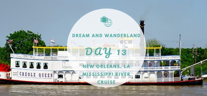 Day 13: Goodbye New Orleans, Louisiana #travel #solo #thingstodo #nola #neworleans #usa