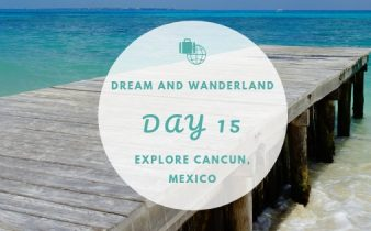Day 15 - Explore Cancun, Mexico #travel #solo #thingstodo #cancun #mexico
