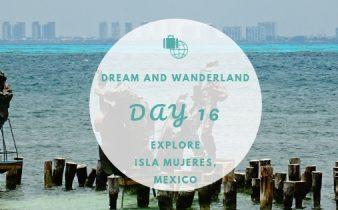 Day 16: Isla Mujeres, Cancun, Mexico #cancun #mexico #thingstodo #islamujeres #travel #solo #inspiration