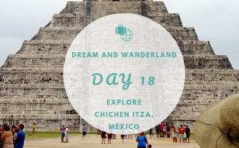 Day 18: Chicen Itza, Mexico #cancun #mexico #thingstodo #chichenitza #travel #solo #inspiration