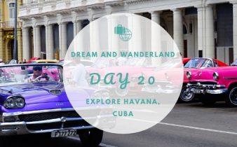 Day 20: Explore Havana, Cuba #Havana #cuba #travel #solo #habanaviejo #oldhavana #inspiration