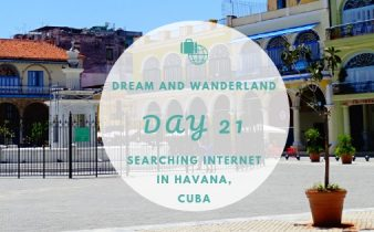 Day 21: Havana, Cuba - Looking for some Internet #cuba #havana #thingstodo #travel #solo