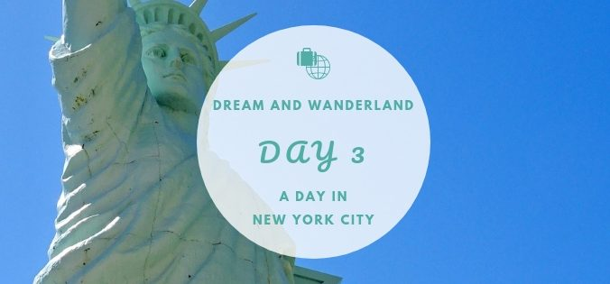 Day 3 - A day in New York City #travel #usa #solotravel #newyork