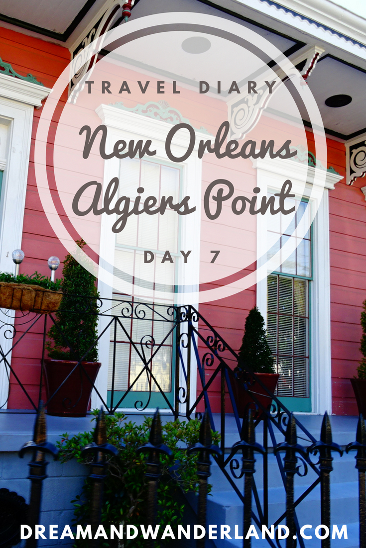 Day 7 - Garden District and Algiers Point #gardendistrict #algierspoint #travel #solo #neworleans #thingstodo