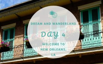 Day 4 - Welcome to New Orleans, Louisiana! #travel #diary #travelingsolo #solo