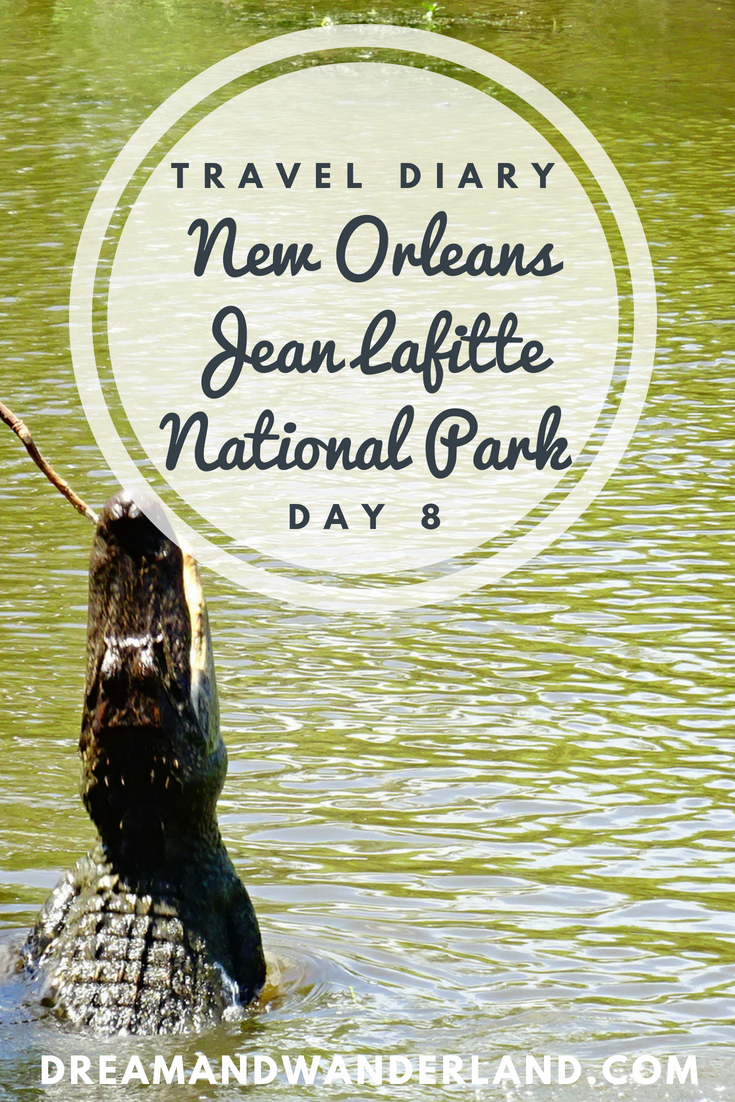 Day 8 - A Swamp And Bajou Tour #neworleans #jeanlafitte #swamp #bajou #travel #solo #thingstodo