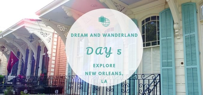 Day 5 - Explore NOLA! discover New Orleans with a hop on hop off bus. #neworleans #sightseeing #thingstodo #travel #diary #solo