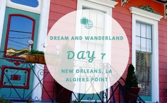 Day 7 - New Orleans, Louisiana - Garden District and Algiers Point #gardendistrict #algierspoint #travel #solo #neworleans #thingstodo