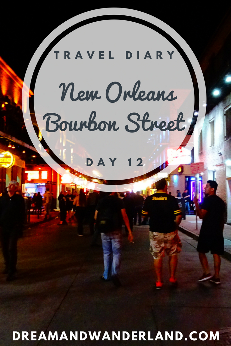 Day 12: Celebrating with friends #travel #solo #usa #neworleans #inspiration #thingstodo