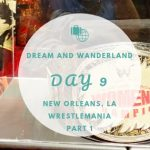 Day 9 – WrestleMania Weekend