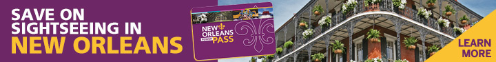 Save money on entrance fees, tours, and cruises with the New Orleans Pass #travel #neworleans #thingstodo #usa