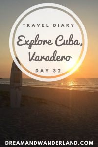 Day 32: Varadero, Cuba #cuba #varadero #travel #solo #thingstodo