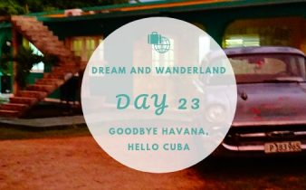 Day 23 - Leaving Havana, Hello Cuba #cuba #havana #playa larga #bayofpics #thingstodo #travel #solo #inspiration