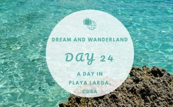 Day 24: A Day In Playa Larga #cuba #playalarga #travel #solo #roadtrip #thingstodo