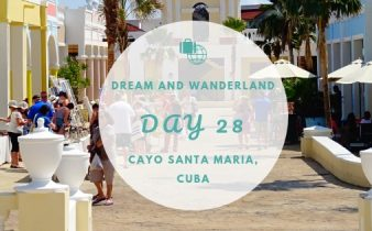 Day 28: Explore Cayo Santa Maria, Cuba #Cayo #Santa #Maria #Cuba #roadtrip #grandmemories #travel #solo #thingstodo