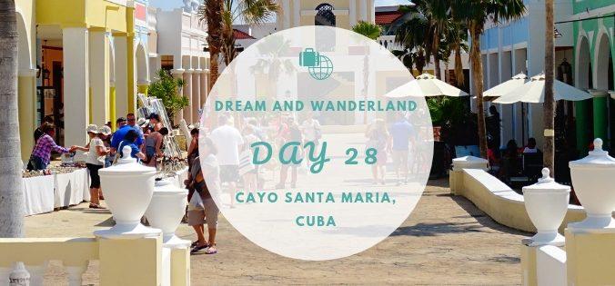 Day 28: Explore Cayo Santa Maria, Cuba #Cayo #Santa #Maria #Cuba #roadtrip #grandmemories #travel #solo #thingstodo