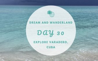 Day 30: Explore Varadero, Cuba #cuba #varadero #travelfail #travel #solo #thingstodo