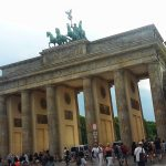 A Day in Berlin: Federal Ribbon #Berlin #Germany #sightseeing #travel #solo #citytrip #thingstodo