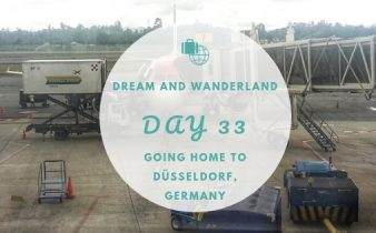 Day 33 - Going Home To Düsseldorf, Germany #Cuba #varadero #havana #home #dusseldorf #roadtrip #travel #solo #adventure