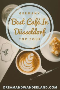 Best Cafés In Düsseldorf #düsseldorf #gemany #cafe #travel #food #thingstodo