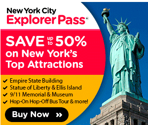 New York City: Explorer Pass #thingstodo #explorerpass #gocitycard #newyork #usa #travel