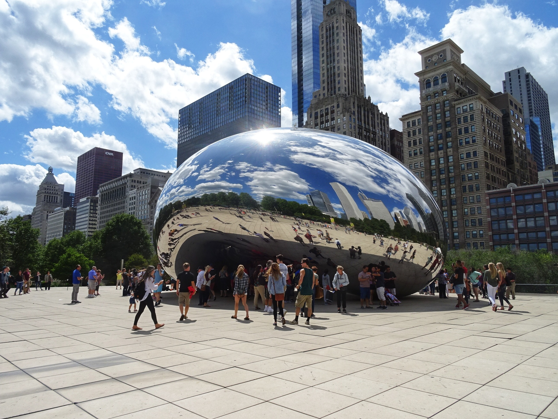 5 Reasons Why The USA Should Be Your Next Destination #USA #chicago #travel #vacation #thingstodo