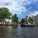 A Summer Day In Amsterdam