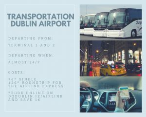 Dublin Airport: Transportation #dublin #airport #transportation #citycenter