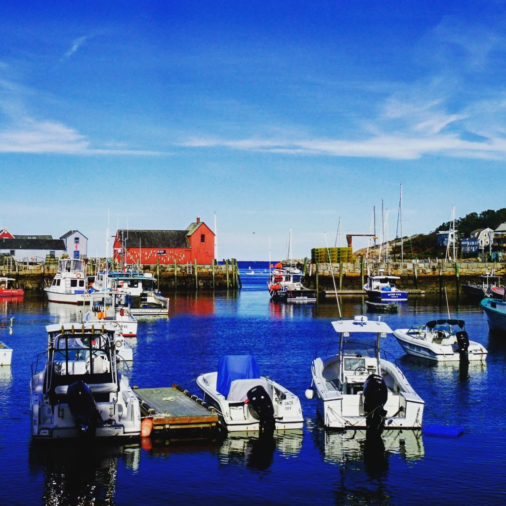 Indian Summer: New England, Massachusetts, Rockport #travel #thingstodo #new england #indiansummer