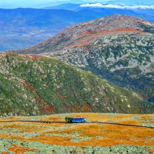 Indian Summer: New England, New Hampshire, White Mountain National Park, Mount Washington #travel #thingstodo #roadtrip #newengland #newhampshire #indiansummer