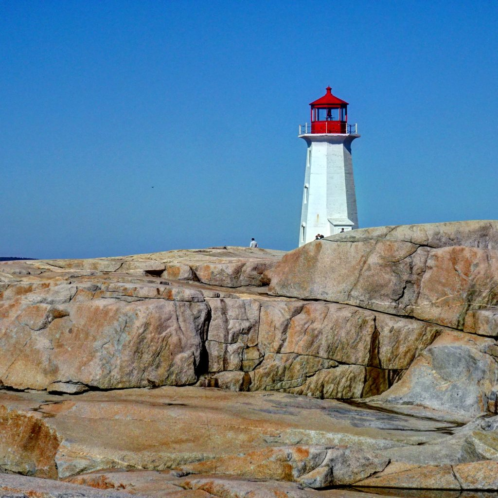 Indian Summer: Canada, Nova Scotia, Peggy´s Cove #travel #canada #novascotia #thingstodo #peggyscove