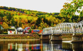 Indian Summer: How To Enjoy New England And Eastern Canada #travel #roadtrip #indiansummer #newengland #canada #thingstodo