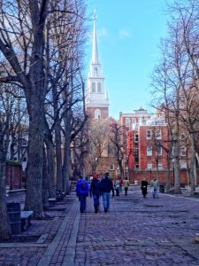 Indian Summer-New England-Massachusetts-Boston #travel #indiansummer #newengland #massachusetts #boston #freedomtrail #thingstodo
