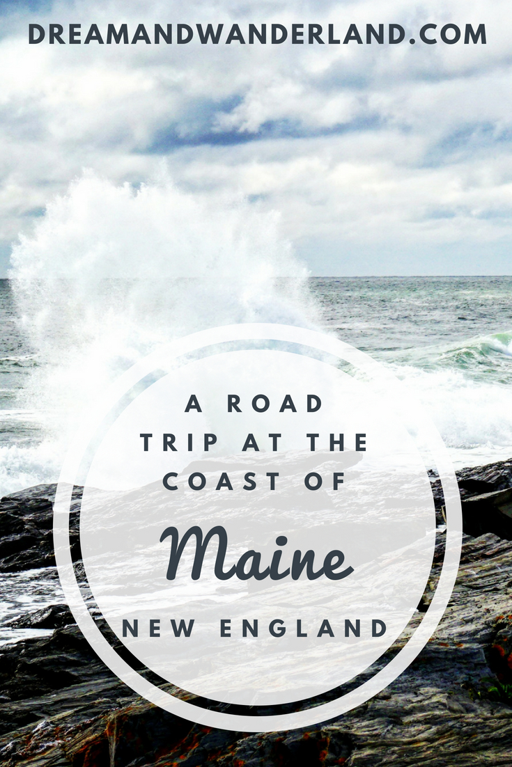 New England´s Maine; the Lighthouse State! Come with me on a road trip to the best lighthouses in Maine! #travel #thingstodo