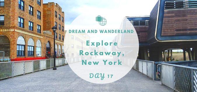 Day 17: A Day At The Rockaways, New York #nyc #bigapple #travel #rockaway #jamaicabay #queens #thingstodo #citytrip #vacation #getaway