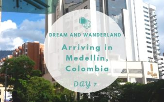 Day 7: Arriving in Medellín #travel #solo #colombia #thingstodo