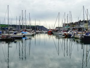 Day 3: Explore Plymouth - The Barbican & A Harbor Boat Tour