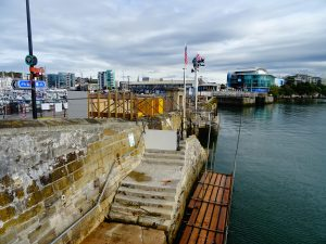 Day 4: Explore Plymouth - Mayflower Steps